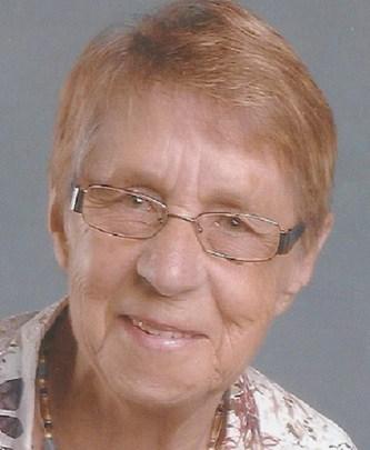 Mme Carmen Martin (née Claude)