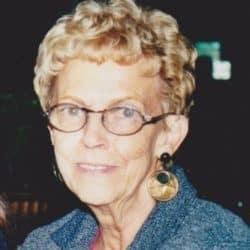 Mme Solange Poirier née Therrien