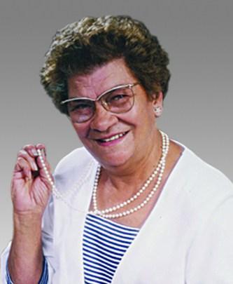 Mrs Mariette Watier née Schinck