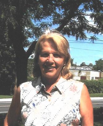 Mrs Yolande Bélanger (née Pharand)