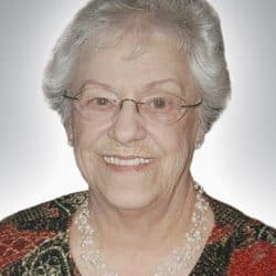 Mme Huguette Gauron née Chabot