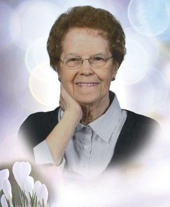 Mrs Alvanna McVicar née Viau