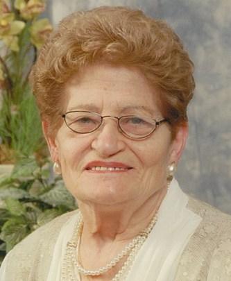 Mrs Teresa Genghini (Pin)