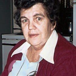 Mme Juliette Cyrenne née Cholette