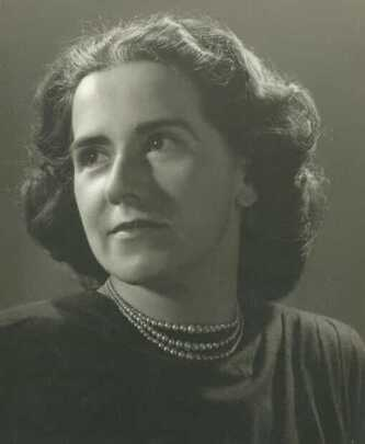 Mme Jeannette Lafrance née Richer