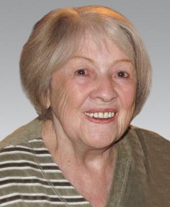 Mme Adèle Martinet Boudreau