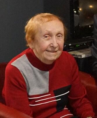 Mme Pierrette Hébert née Murphy