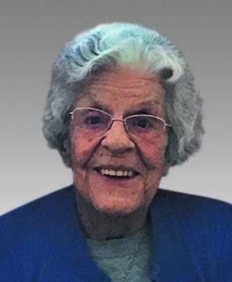 Mme Réjeanne Jouval née Allard