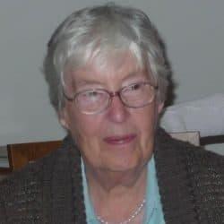 Mrs Eliane Jorisch (née Gossing)