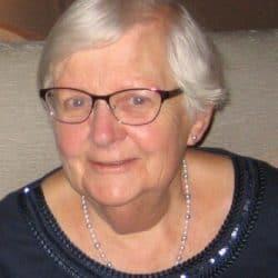Mrs Joyce Margaret Farthing