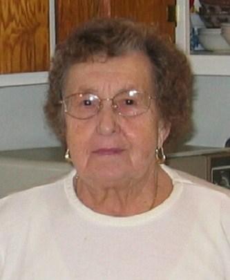 Mrs Olga Rozum (nee Botyn)