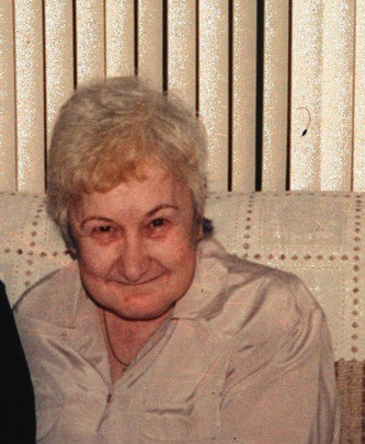 Mrs Rita Tardif née Bariteau