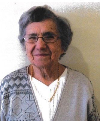 Mme Marie Ozalina St-Onge née Leblanc