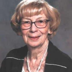 Mme Fernande Mantha (née St. Louis)