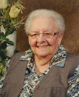 Mme Lucille Majeau Regimbald