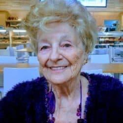 Mme Yolande Lefebvre (née Ayoub)