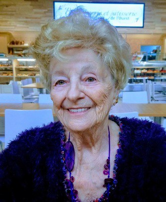Mrs Yolande Lefebvre (née Ayoub)