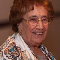 Mme Maria Bellucci Manocchio