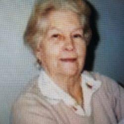 Mme Betty Kowalyk (nee Bertha Duquette)