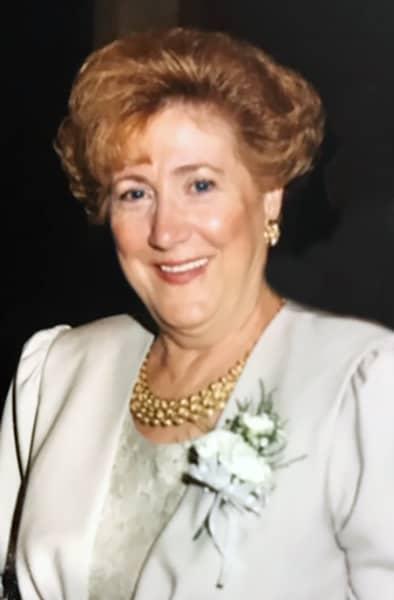 Mrs Denise Brosseau Chartier