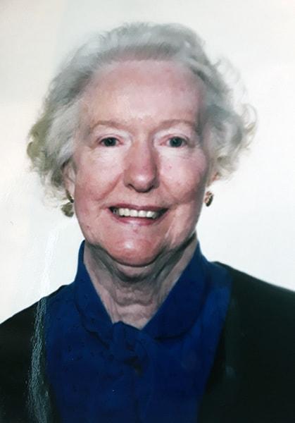 Mrs. Barbara Hazel Allan Hungate
