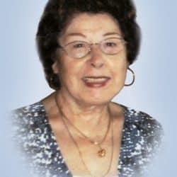 Mme Fabiola Tarquinio (nee Trubiano)