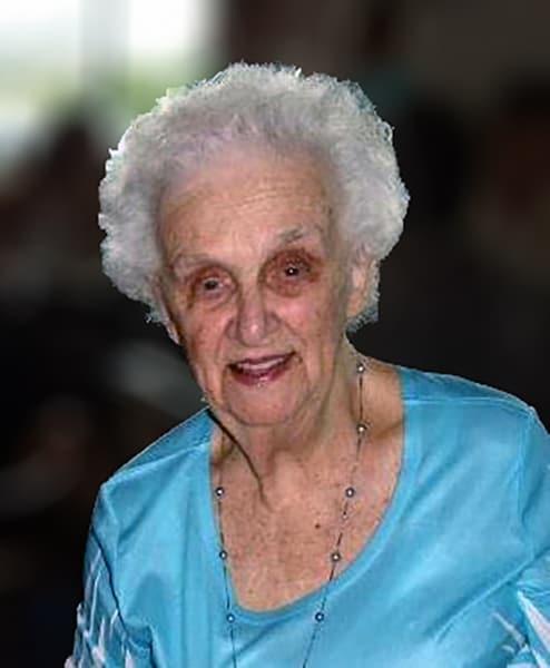 Mrs. Rolande Thibault Vinet