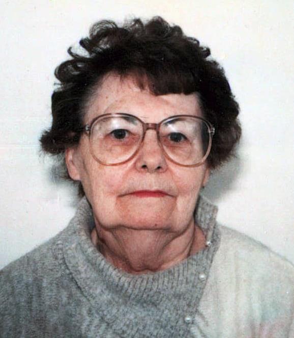Mrs. Réjeanne Pilon Charlebois