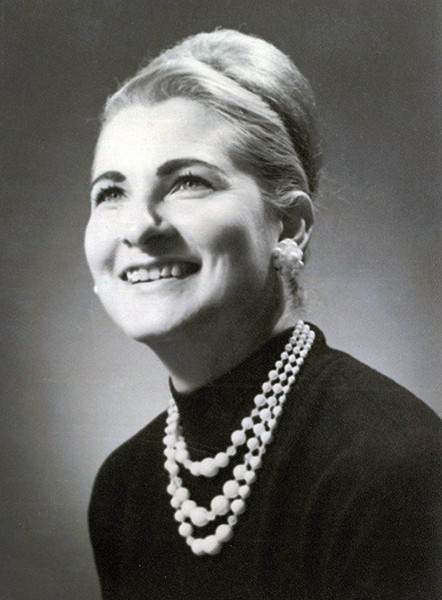 Mme Denise Raymond (Née Madore)