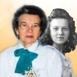 Mme Larisa Ruditch (nee Gella)