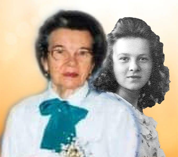 Mrs. Larisa Ruditch (nee Gella)