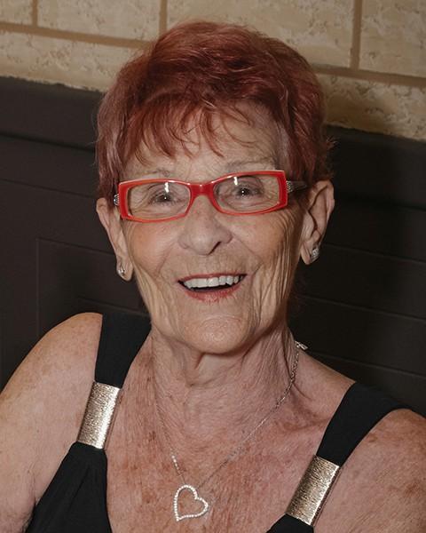 Mrs. Rita McKercher née Viau