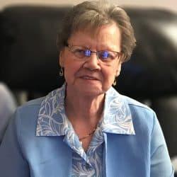 Mme Pierrette D'Aoust née Fortin
