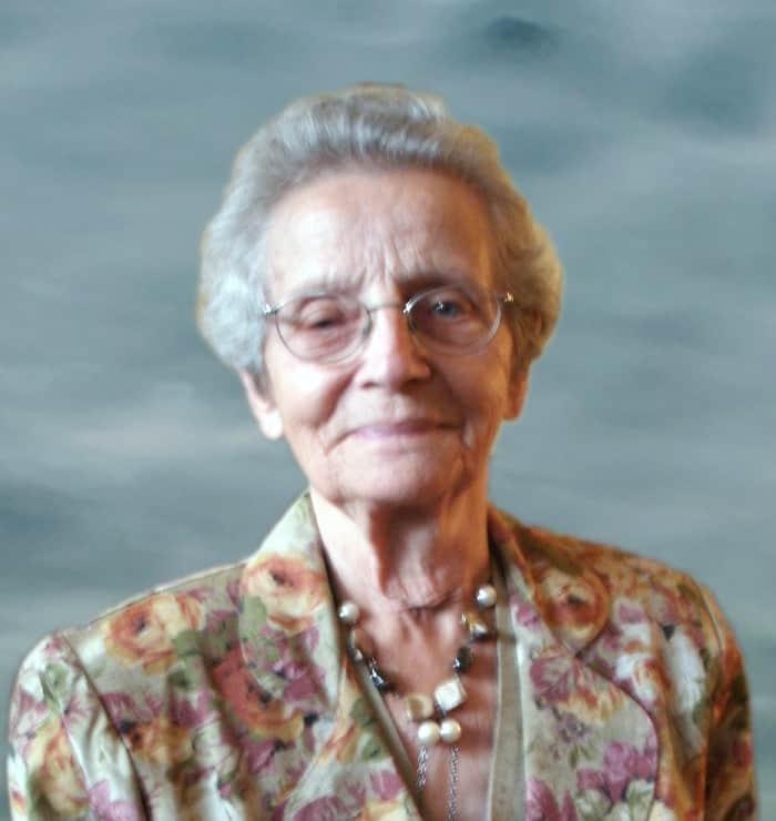 Mrs Lucette Meunier (née D'Amour)