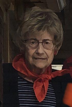 Mrs. Francine Martin Dubé