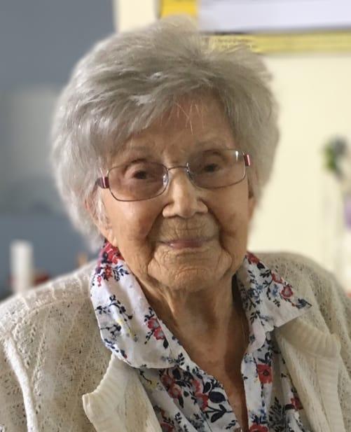 Mme Irène Hébert Lane