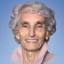 Mme Rollande Bolduc née Lavallée