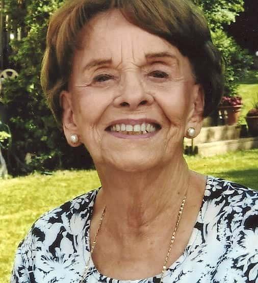 Mrs. Madeleine Caron Roy