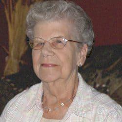 Mme Marguerite Létourneau Denis
