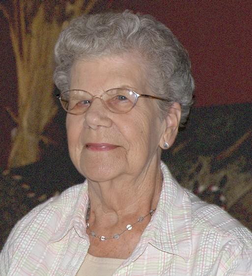 Mrs. Marguerite Létourneau Denis