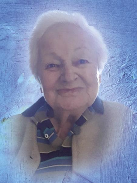Mrs. Lucette Landry Menard
