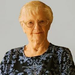 Alma Florence (nee Hammond) Vaughan