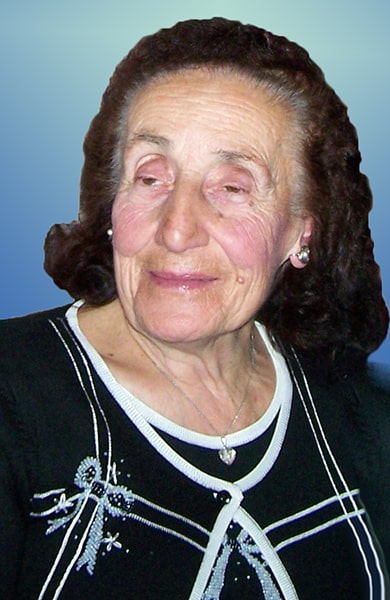 Mme Lucille Lord  (née Vigneault)