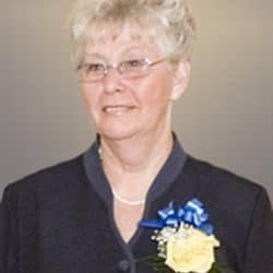 Mme Lise Bigras née Beauchamp