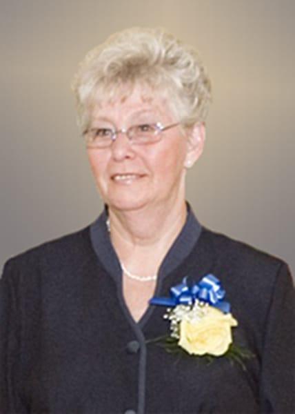 Mrs. Lise Bigras née Beauchamp