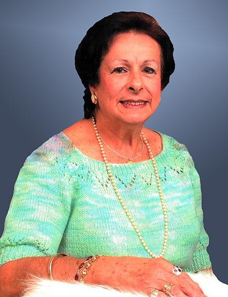 Mme Denise Riendeau Rufiange