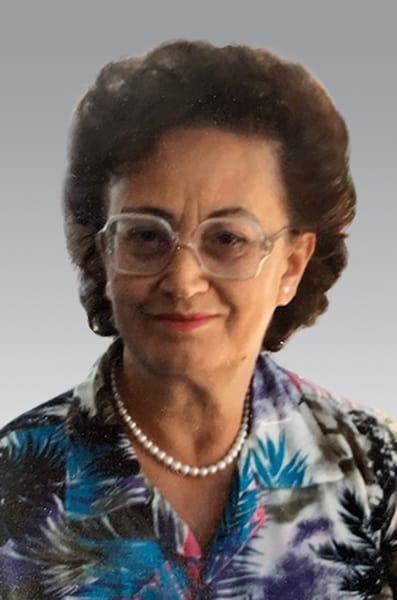 Mrs. Maria Cerrone (nee Sgrignuoli)