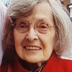 Mme Gertrude Solomon (née Simard)