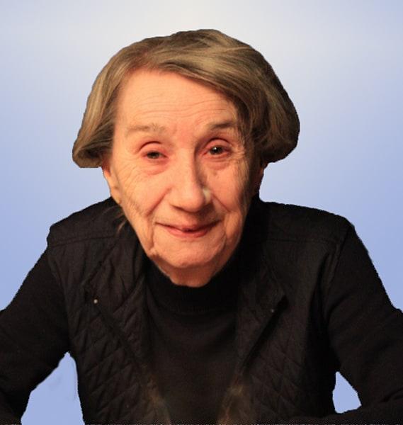 Mrs Pauline Brault Larivée