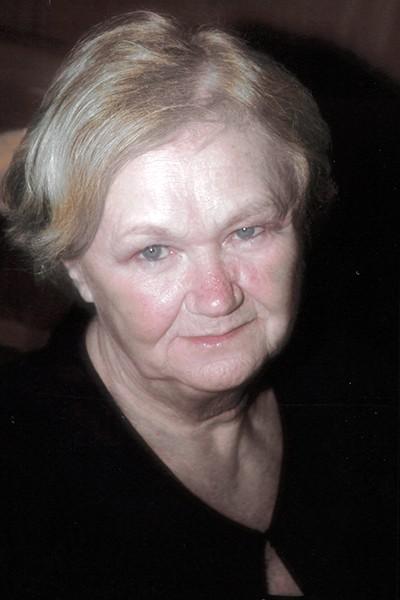 Mrs Suzanne Domon née Chassé